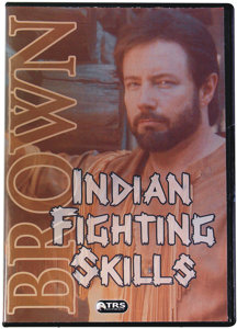 Indian Fighting Skills DVD - Randall Brown
