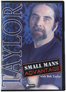 Small Mans Advantage DVD - Bob Taylor