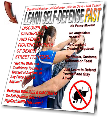 Self-Defense Newsletter