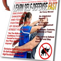 Learn Self-Defense Fast Newsletter